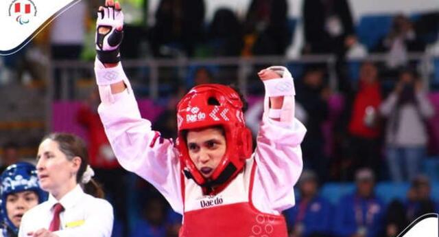 Angélica Espinoza es tricampeona panamericana y medallista de Oro en Lima 2019. Foto: Difusión