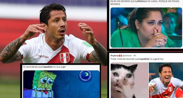 La ausencia de Lapadula ha generado todo tipo de reacciones en las redes sociales.