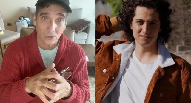 Guillermo Dávila esperó a su hijo Vasco Madueño sin éxito, por lo que reprogramará la cita para que él pueda llevar su apellido de manera oficial.