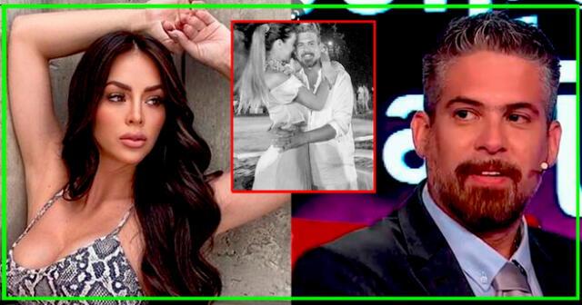 Sheyla Rojas dice que nunca sintió algo por Pedro Moral.