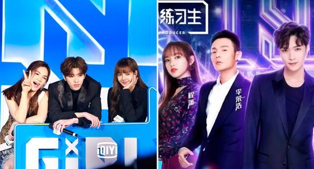 Los programas de talentos populares de China como Youth With You y Idol Producer serían cancelados.