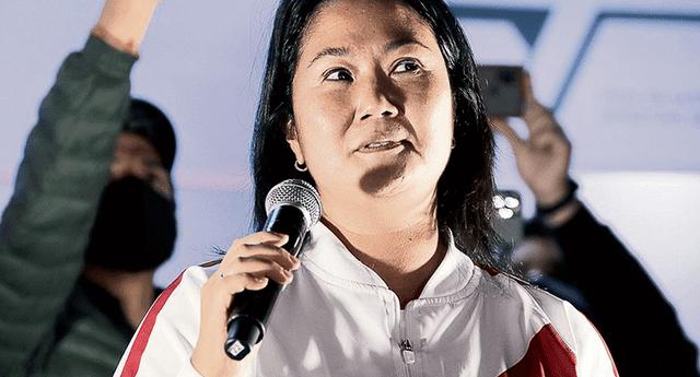 """MAS encara a Keiko por opinar sobre Áñez: """"Una política como ella defiende a una golpista"""" Foto: Difusión/Referencial"""