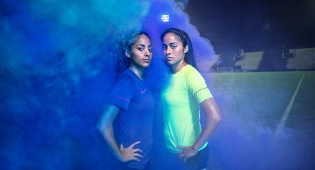 Xioczana y Xiomara entrega y pundor en equipos femeninos de la 'U' y Alianza.