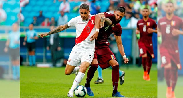 Conoce AQUÍ todos los detalles de Perú vs Venezuela para las Eliminatorias Qatar 2022