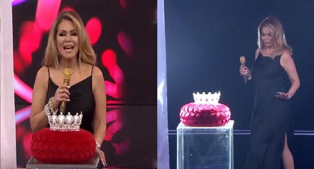 Gisela inició una nueva temporada de Reinas del show.