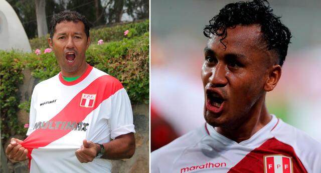 Renato Tapia arremetió contra el 'Chorri' Palacios.