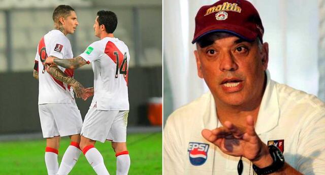 Richard Paéz sobre el Perú vs Venezuela: Quisiera que Lapadula y Guerrero no estén