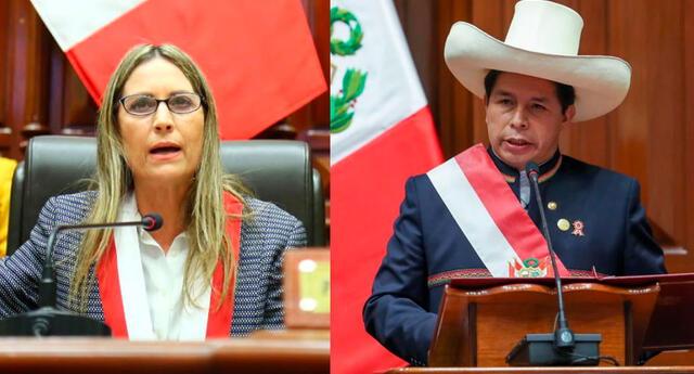 María del Carmen Alva se pronuncia por la vacancia presidencial