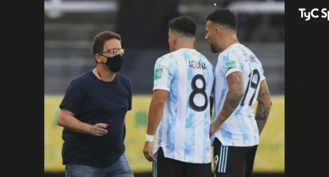 Brasil vs. Argentina: ¿Quién es el brasileño que suspendió el partido? [FOTOS]