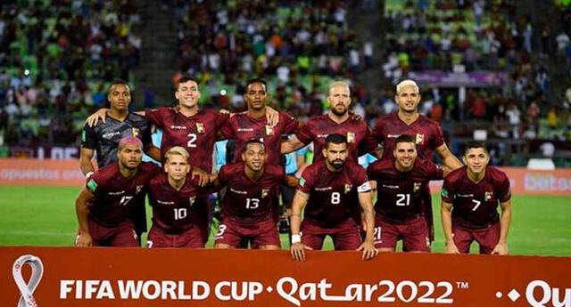 La selección de Venezuela meterá unos cambios a comparación de su partido anterior.