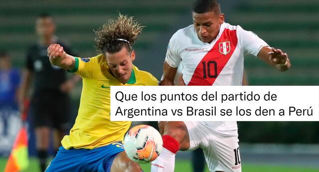 Este jueves, la selección peruana se enfrenta la canarinha.
