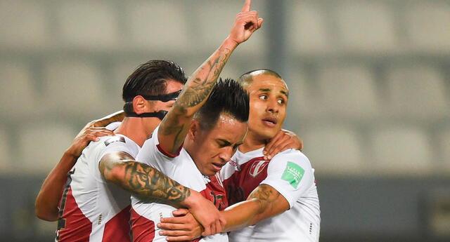 Perú y Venezuela se jugaron la vida para no despedirse de la ilusión de clasificar al Mundial de Qatar 2022.