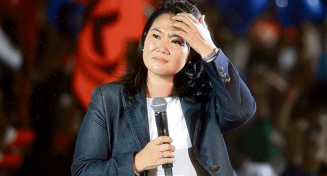 Toda la bancada fujimorista de Keiko Fujimori del periodo 2020-2021 fue citada