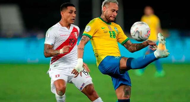 La selección peruana enfrenta este jueves a Brasil por las Eliminatorias Qatar 2022.