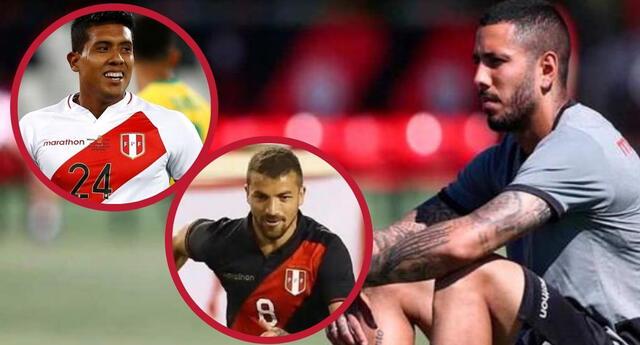 Perú vs. Brasil: Tras la lesión de Sergio Peña ¿Qué otras opciones tiene Gareca?