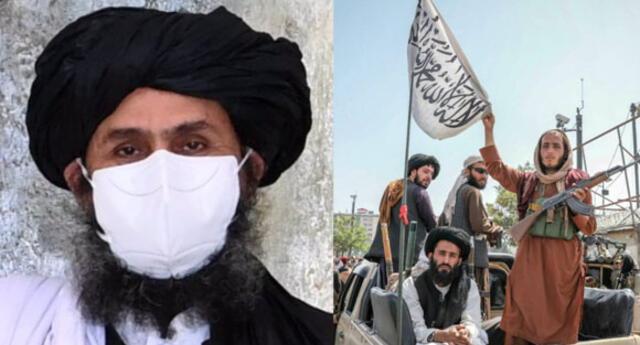 Mohammad Hasan dirigirá el nuevo gobierno de los talibanes.