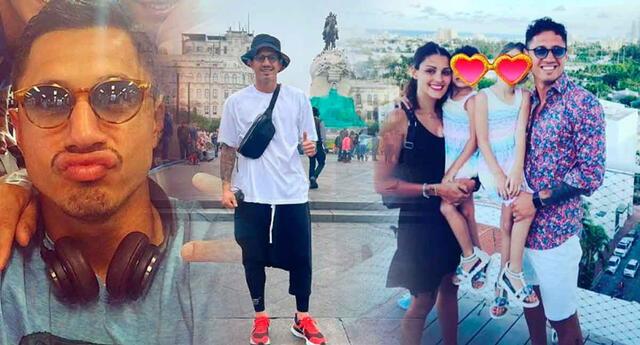 Gianluca Lapadula quiere vivir en Lima junto a su esposa y sus mellizas.