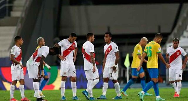 La selección peruana enfrenta a Brasil este jueves por las Eliminatorias Qatar 2022.