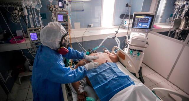 Se han registrado 86 casos de la variante Mu en el Perú