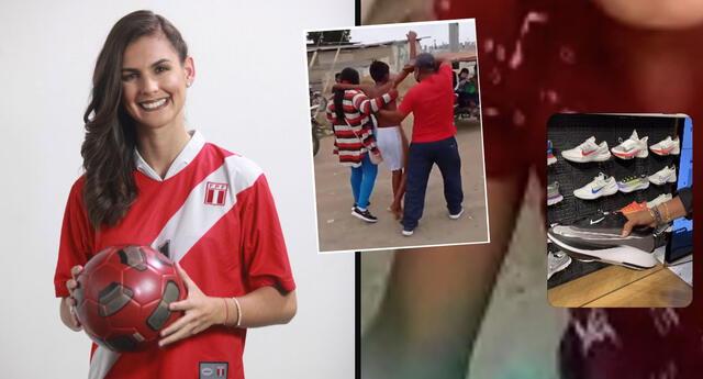Talía Azcárate logró ubicar al pequeño atleta que se hizo viral en redes sociales.