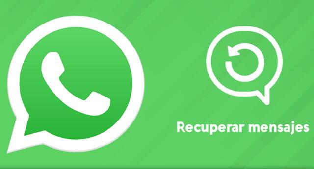 ¿Cómo recuperar mensajes de WhatsApp?