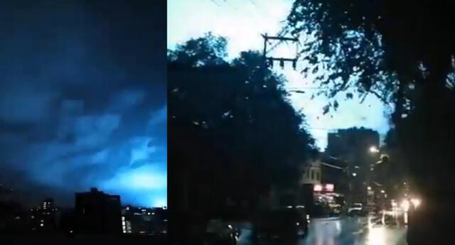 Terremoto en México: ¿destellos de luces en el cielo indicarían triboluminiscencia?