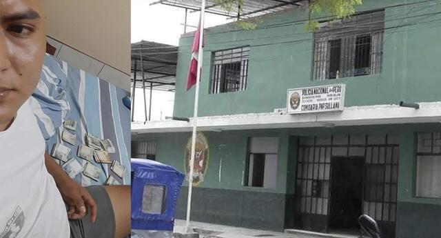 Denuncia de violencia contra la mujer a alumno de la PNP en Piura.