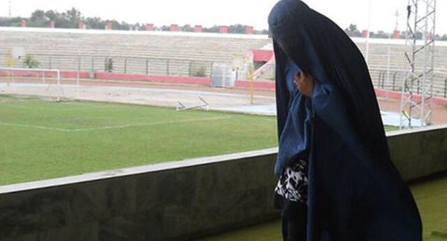 Los talibanes prohibieron a las mujeres afganas practicar deportes. Foto: AFP/Referencial