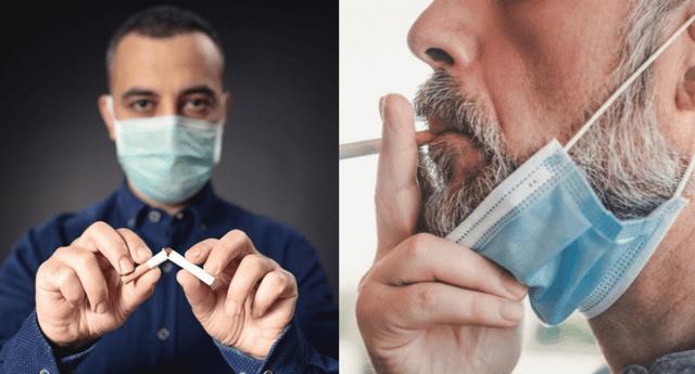 Fumar cualquier tipo de tabaco reduce la capacidad pulmonar.