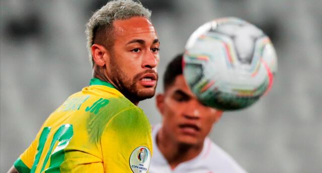 Perú y Brasil se verán las caras por tercera vez en este año. Las dos anteriores fueron en la Copa América.