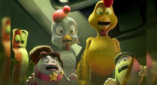 Toto y sus amigos deben rescatar a sus hijos que se los lleven para un evento de comida en África.