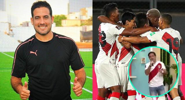El periodista Oscar del Portal llegó a América Hoy para dar detalles del partido por las eliminatorias de Qatar 2022.