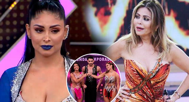 Pamela Franco preocupada por su familia tras polémica que generó Reinas del Show.