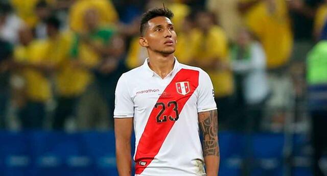 Christofer Gonzáles encendió las alarmas en la selección peruana a horas del partido contra Brasil