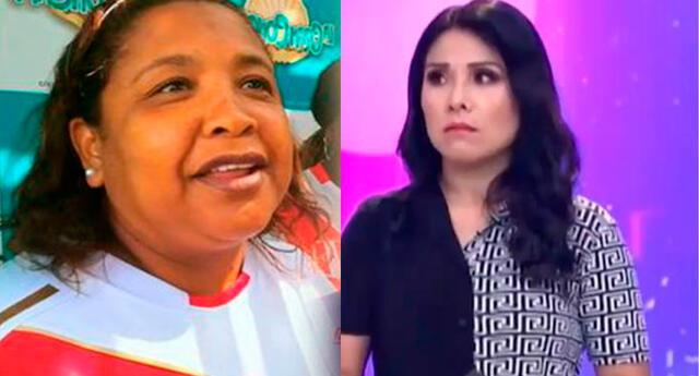 María Flores, madre de Yoshimar Yotún, quiere ponerse frente a frente con Tula Rodríguez.