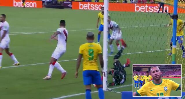Sigue todas las incidencias del Perú vs Brasil en las Eliminatorias Qatar 2022 por El Popular.