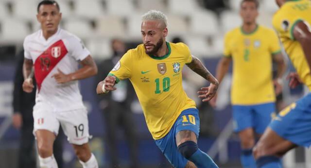 La selección peruana perdió ante Brasil 2-0 por lo que deberá dar todo de sí para ganar los próximos partidos.