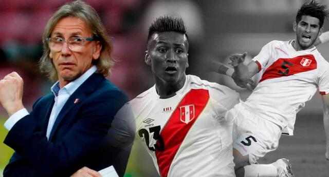 Pedro Aquino y Carlos Zambrano no volverían más a la selección peruana en la era Gareca.