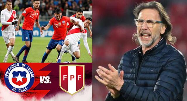El 'Tigre' se prepara para Perú vs. Chile por Eliminatorias Qatar 2022.