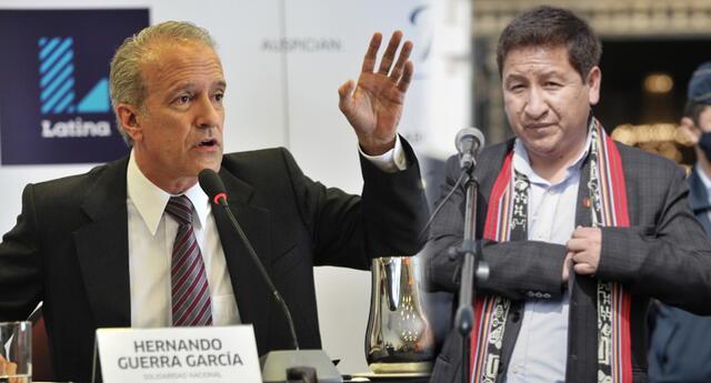 Congresista de Fuerza Popular criticó por sus redes sociales a Guido Bellido.