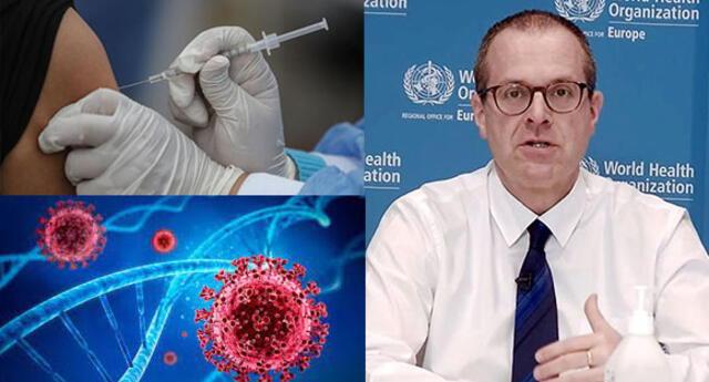 """""""Hay que adaptar nuestra estrategia de vacunación ante la transmisión endémica"""", precisó Kluge."""