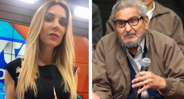 Juliana Oxenford se pronuncia tras la muerte de Abimael Guzmán.