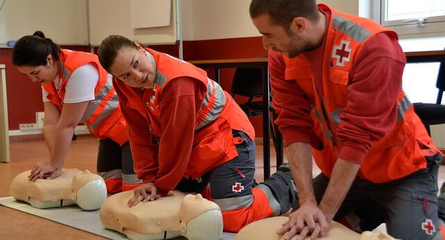 El segundo sábado del mes de septiembre se celebra el Día Mundial de los Primeros Auxilios.