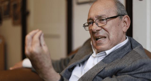 Expresidente de la Comisión de la Verdad y Reconciliación.