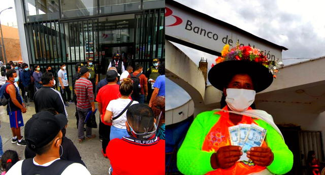 El Bono Yanapay beneficiará a más de 13 millones de peruanos.