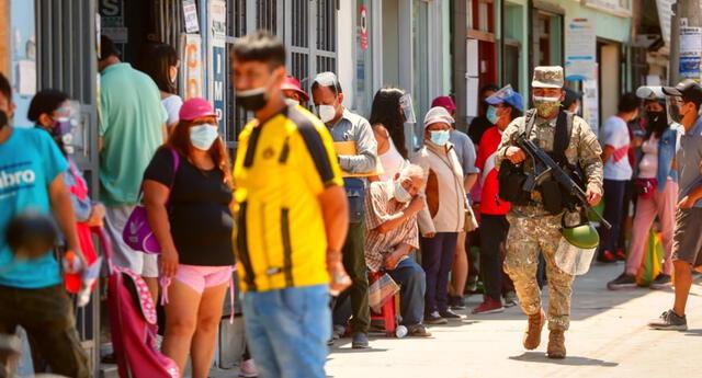 Bono Yanapay llegará a miles de peruanos afectados económicamente por la pandemia.