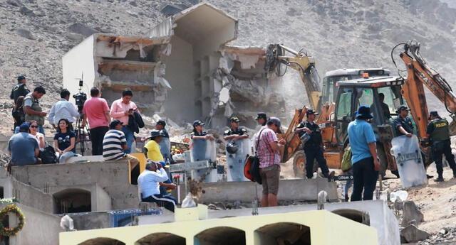 """Alcalde de Comas: """"No existe ningún mausoleo terrorista en nuestro distrito"""""""