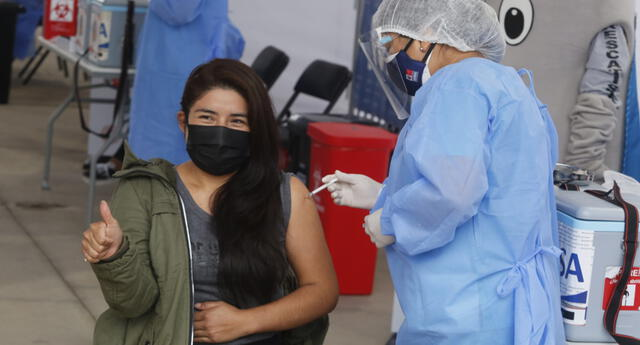 Personas de 25 años podrá recibir la vacuna contra el coronavirus desde el lunes 13 de septiembre