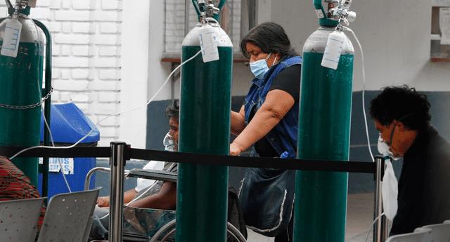 Número de personas fallecidas por COVID-19 dismimuye en el Perú