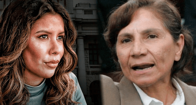 Rosselli Amuruz pide investigar llamadas de Elena Iparraguirre